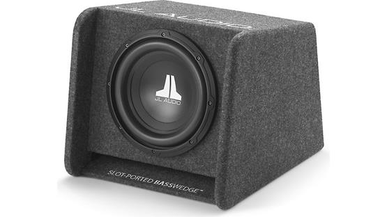 JL Audio CP110-W0v3 Front