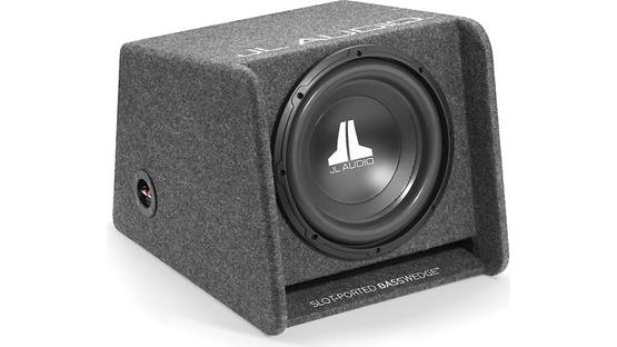JL Audio CP112-W0v3 Front