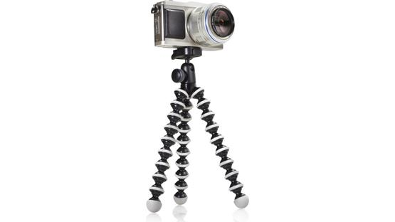 Joby Gorillapod Hybrid Camera Tripod Front (camera not included)