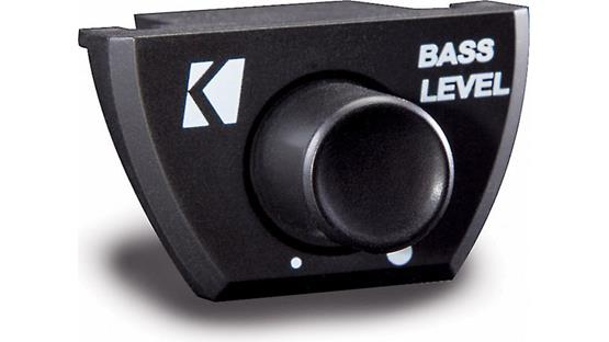 Kicker 12CXRC Remote Bass Control Front