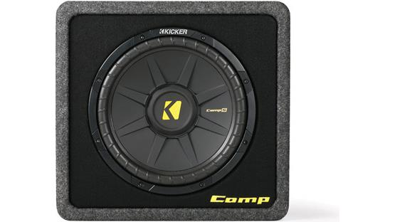 Kicker 40VCWS122 Front