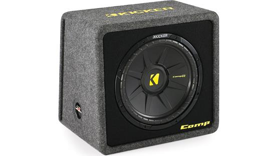 Kicker 40VCWS124 Front