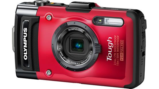 Olympus Tough Series TG-2 iHS Front
