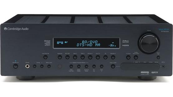 Cambridge Audio Azur 651R Front