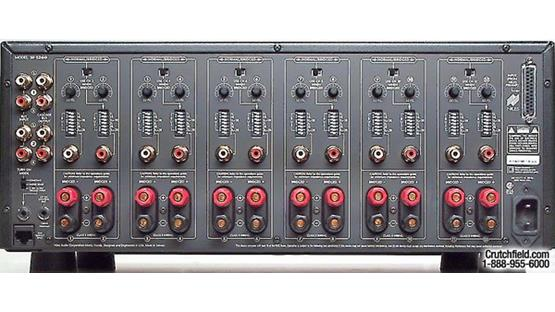 Niles® Audio SI-1260 (Factory Refurbished) Back