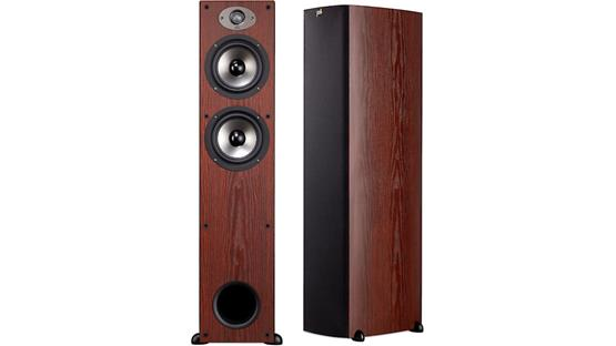 Polk Audio TSx330T Cherry (Sold individually; pair shown)