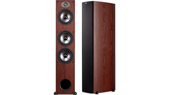 Polk Audio TSx440T Cherry (Sold individually; pair shown)