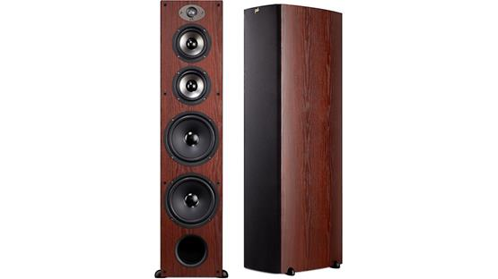 Polk Audio TSx550T Cherry (Sold individually; pair shown)