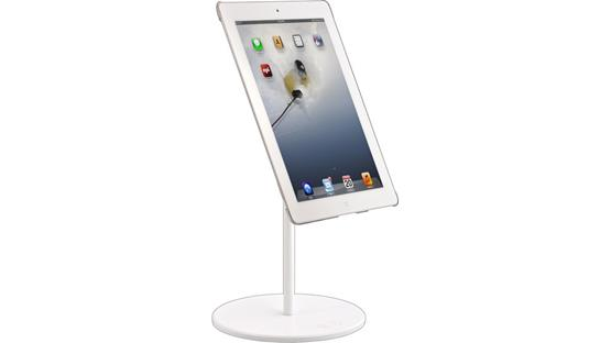 iOmounts™ iOstand™ White powdercoat (tablet not included)
