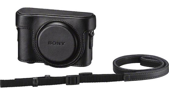 Sony LCJ-HN/B Protective Case Front