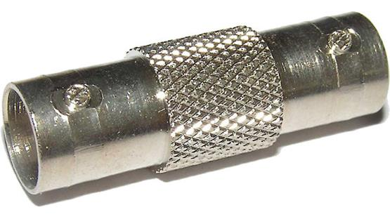 ClearView BNC Female to BNC Female Connector Front