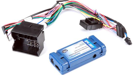 PAC RP4-VW11 Wiring Interface Front