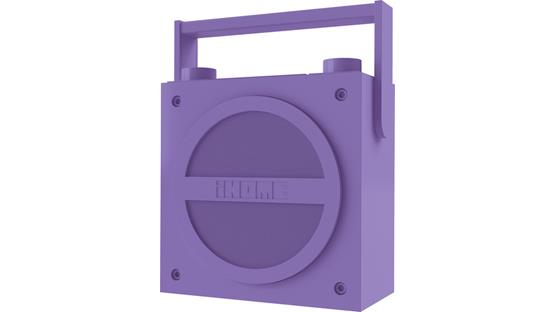 iHome iBT4 Purple