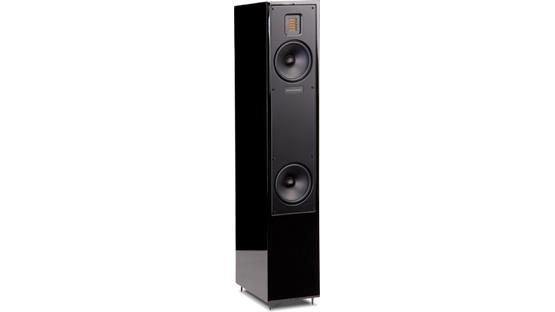 MartinLogan Motion® 20 Grille off (Gloss Black)