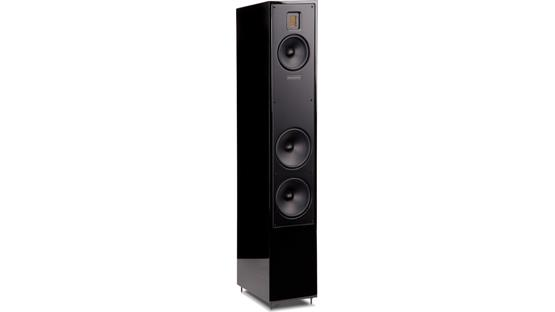 MartinLogan Motion® 40 Grille off (Gloss Black)