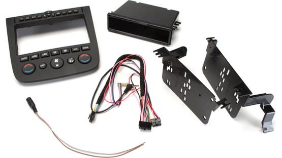 Metra 99-7612 Dash Kit Package pictured