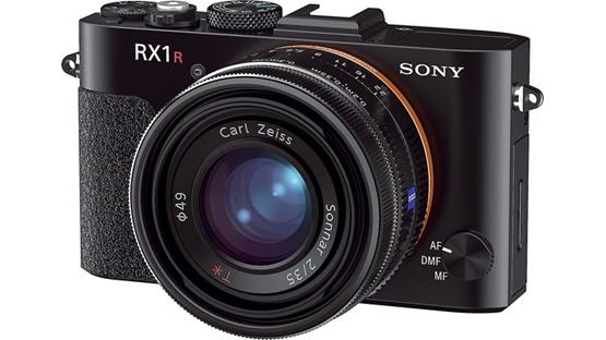 Sony Cyber-shot® DSC-RX1R Special Edition Front