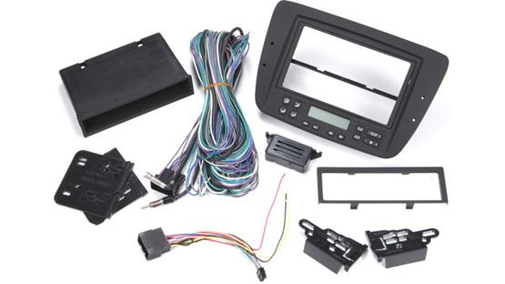 Metra 99-5718 Dash and Wiring Kit Front
