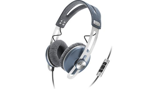 Sennheiser Momentum On-Ear Front (Blue)
