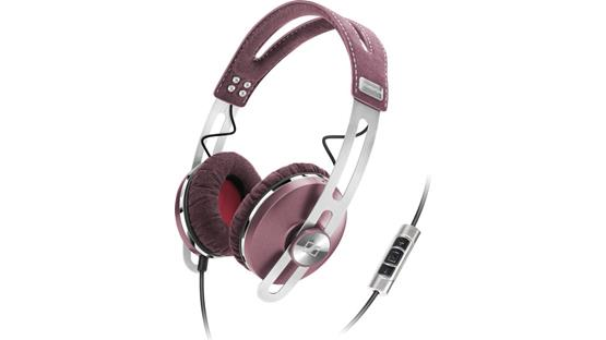 Sennheiser Momentum On-Ear Front (Pink)