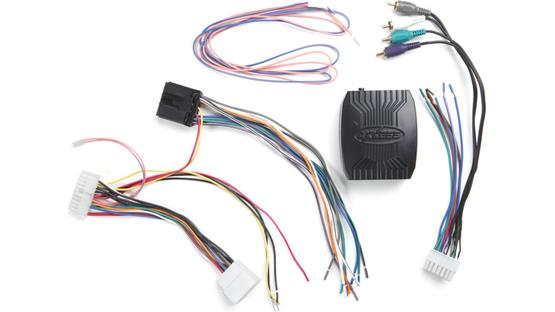 Axxess MITO-01 Wiring Interface Front
