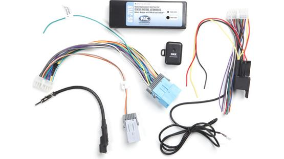 PAC OS-311B Wiring Interface Front