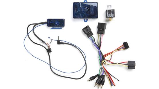 Scosche GM23SR Wiring Interface Front