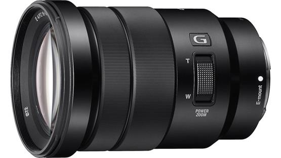Sony SELP18105G 18-105mm f/4 Front