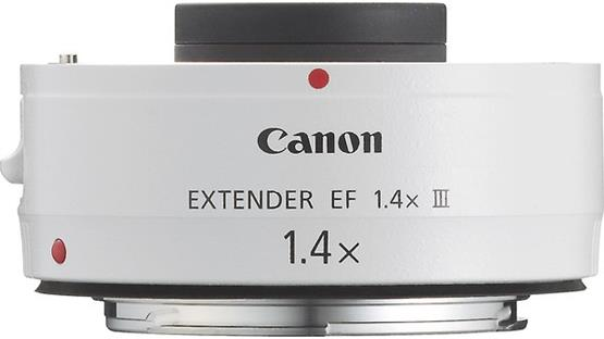 Canon EF 1.4x III Extender Front