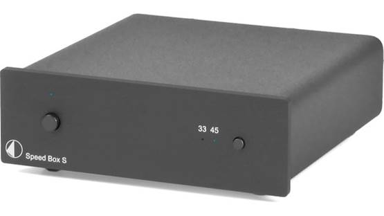 Pro-Ject Speed Box S Black