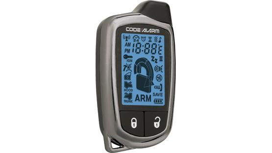 Code Alarm CA6553 2-way LCD remote