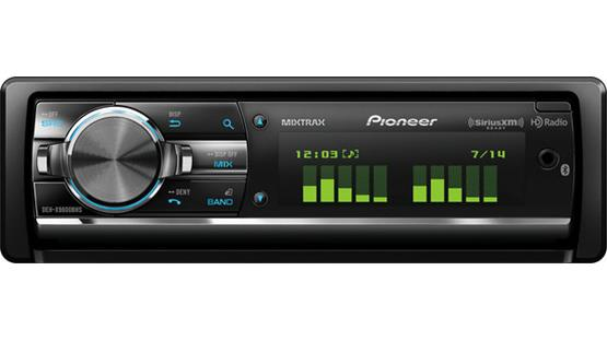 Pioneer DEH-X9600BHS Front