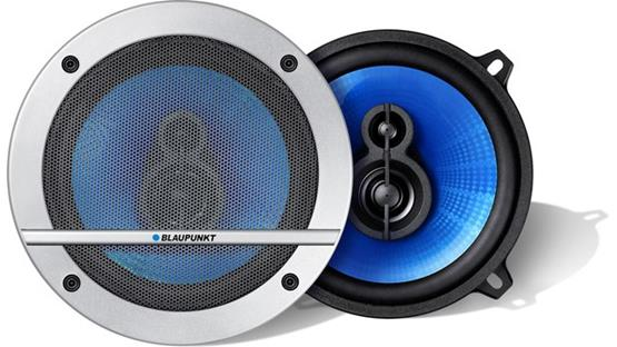 Blaupunkt Blue Magic TL 130 Install Blaupunkt Blue Magic speakers with or without the included grilles