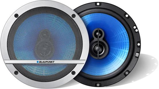 Blaupunkt Blue Magic TL 170 Install Blaupunkt Blue Magic speakers with or without the included grilles