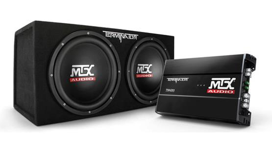 MTX TNP212D2 Bass Package Front