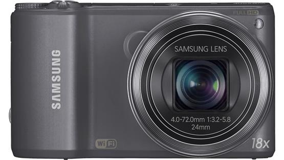 Samsung WB250F Front