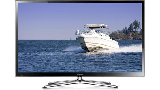 Samsung PN60F5500 Front