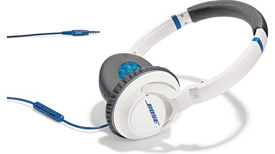 Bose® SoundTrue™ on-ear headphones Front