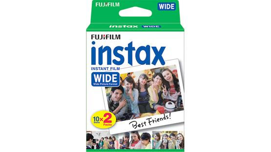 Fujifilm Instax Wide Front
