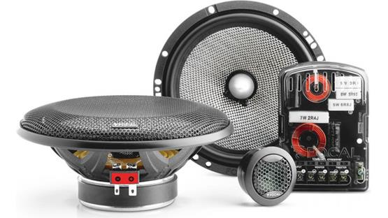 Focal Performance 165AS Front