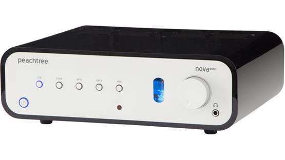 Peachtree Audio nova65SE Front