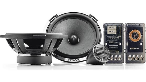 Focal Performance PS 165V Front