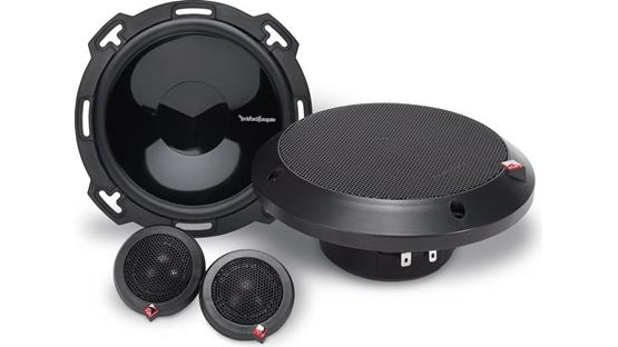 Rockford Fosgate Punch P165-S Front