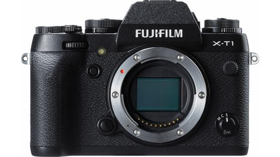 Fujifilm X-T1 (no lens included) Front