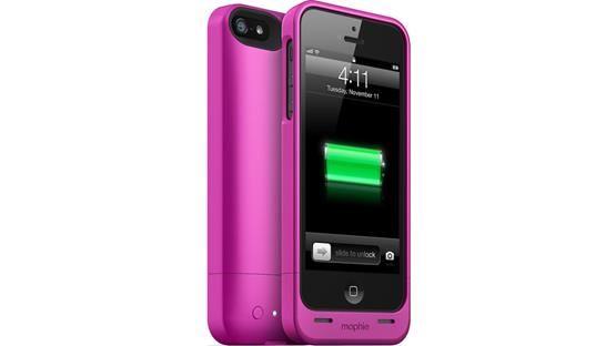 mophie juice pack helium™ Pink (iPhone not included)