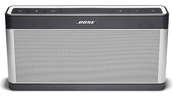 Bose® SoundLink&reg; <em>Bluetooth&reg;</em> speaker III Front