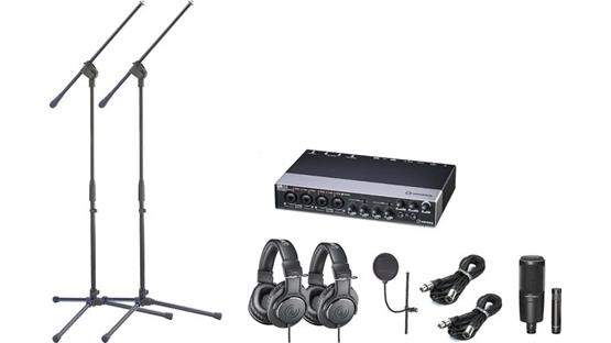 Steinberg/Audio-Technica Recording Bundle Everything included in this recording bundle