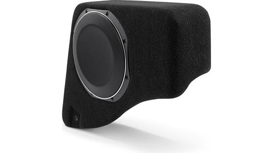JL Audio Stealthbox® Black version shown
