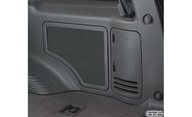expedition subwoofer enclosures