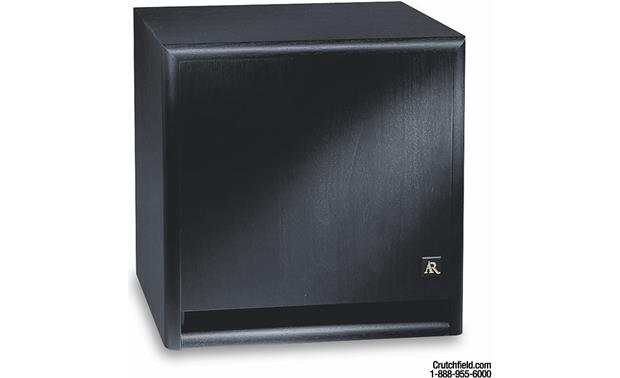 Acoustic Research S112ps Powered Subwoofer At Crutchfield